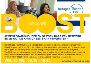 Info Café: Refugee Talent Hub